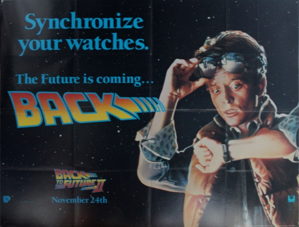 Back to the Future II Teaser