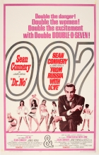 James Bond Dr No From Russia With Love Double Release