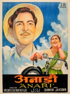 Anari Bollywood Raj Kapoor Hrishikesh Mukherjee