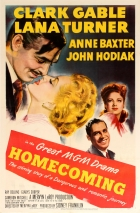 Homecoming Clark Gable Lana Turner