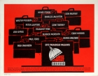 Advise & Consent Saul Bass Lobby Card