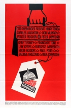 Advise and Consent Saul Bass One sheet
