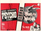 Alfred Hitchcock Psycho H.G. Wells The War of the Worlds