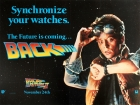Back to the Future II Synchronize Your Watches Teaser