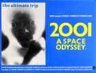 2001: A Space Odyssey UK Quad