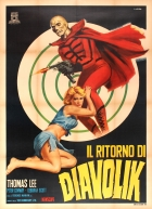 Il Ritorno di Diavolik The Golden Bat Ogon Batto