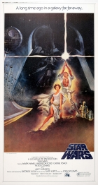 Star Wars Three Sheet Tom Jung