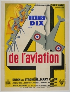 The Lost Squadron Richard Dix French Release