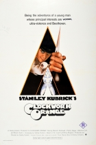 A Clockwork Orange Kubrick US One Sheet