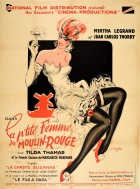 La P'tite Femme du Moulin-Rouge Paris Cabaret Musical