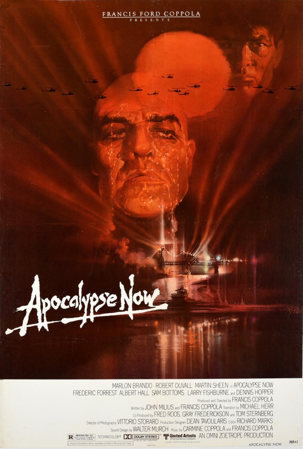 Apocalypse Now Vietnam War Francis Ford Coppola