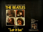 Let It Be The Beatles British Quad