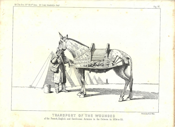 Transport of the Wounded