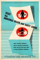 Industrial Health and Safety Centre Midcentury Modern