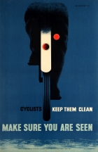 Cyclists Keep Them Clean Eckersley