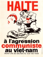 Communist Agression Vietnam China France