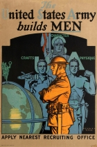 The United States Army Builds Men Crafts Physique Character