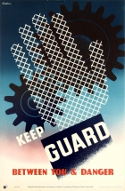 Keep Guard ROSPA Safety Midcentury Modern