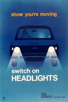 Road Safety ROSPA Switch On Headlights Stop Accidents