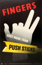 Fingers Cost More Than Push Sticks ROSPA