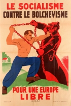 Socialism Against Bolshevism For A Free Europe WWII