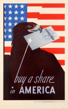 Buy A Share In America WWII