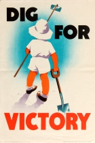 Dig For Victory WWII
