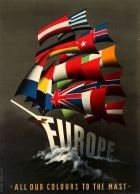 ERP Europe All our Colours to the Mast