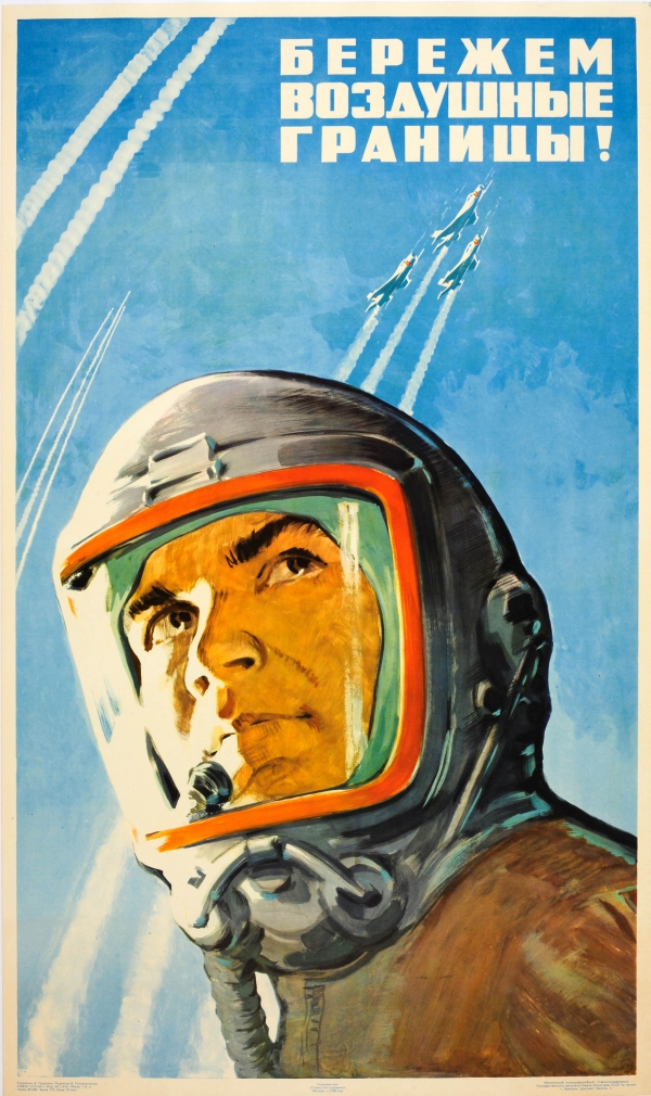 Air Force Borders USSR Jet Pilot