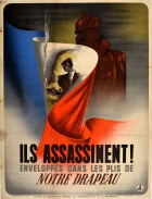 Resistance Assassins France WWII Vichy