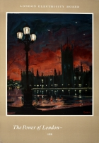 London Electricity Board The Power of London Houses of Parliament Robin Darwin