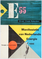 E55 Energy Event People Universe Post WWII Reconstruction Mid Century Modernism