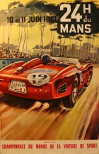 24 Heures du Mans - 1961