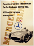 Mercedes Benz - Holland Grand Prix 1955