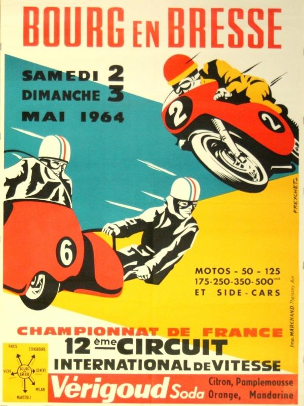 original vintage posters sport posters bourg en bresse antikbar. Black Bedroom Furniture Sets. Home Design Ideas