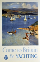 Come to Britain for Yachting