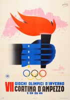 Cortina d'Ampezzo VII Winter Olympic Games
