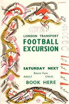LT Football Excursion London