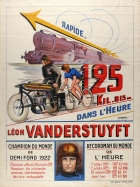 Leon Vanderstuyft Cycling World Record
