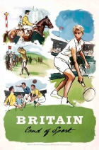 Britain Land of Sport Tennis Golf Football