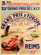 French Grand Prix d'Europe 1959 Formula One