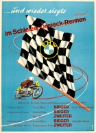 BMW Motorcycle Schleizer Circuit Race