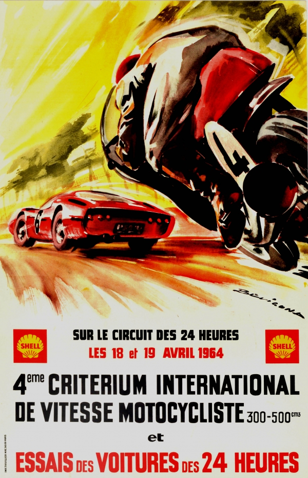 24 Hour Le Mans Circuit Motorcycle Car Racing Beligond