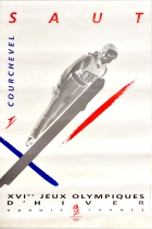 Saut Courchevel Winter Olympics France Ski Jump