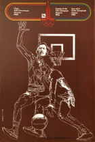Moscow Olympic Games 1980 Basketball