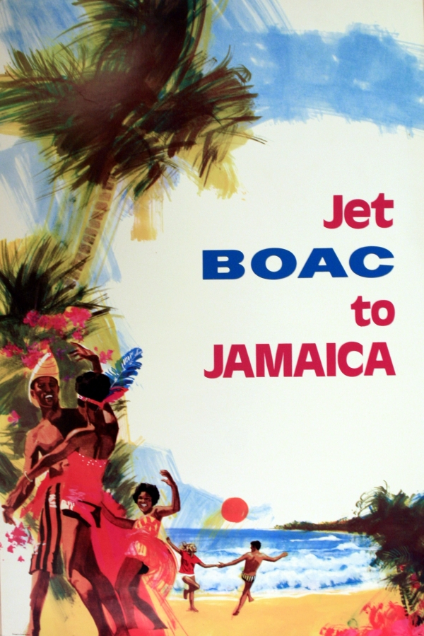 Original Vintage Posters Gt Travel Posters Gt Boac To