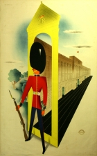 London Underground, Buckingham Palace Guard