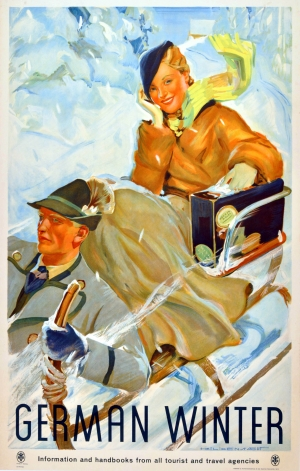 Vintage German Poster 4