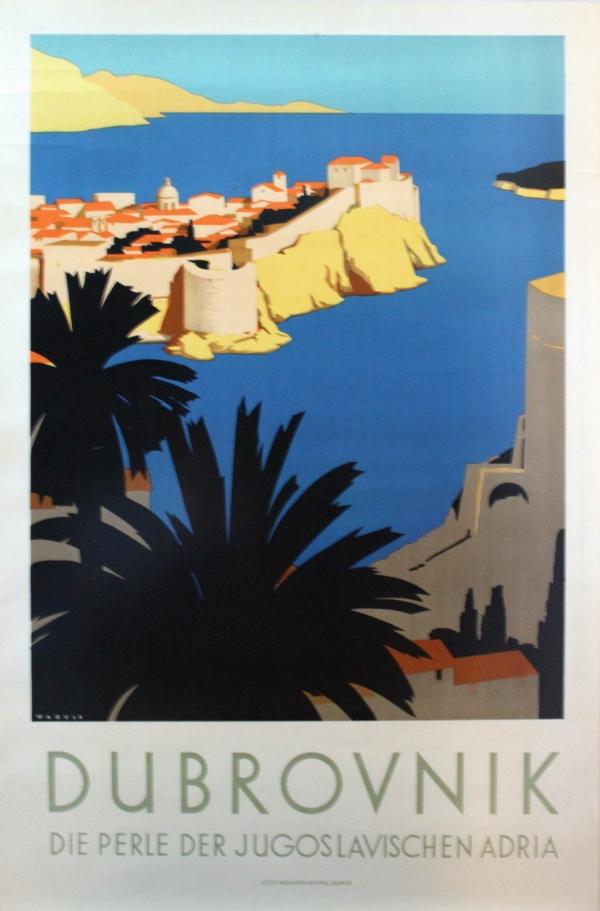 travel original vine posters