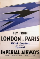 London Paris Imperial Airways